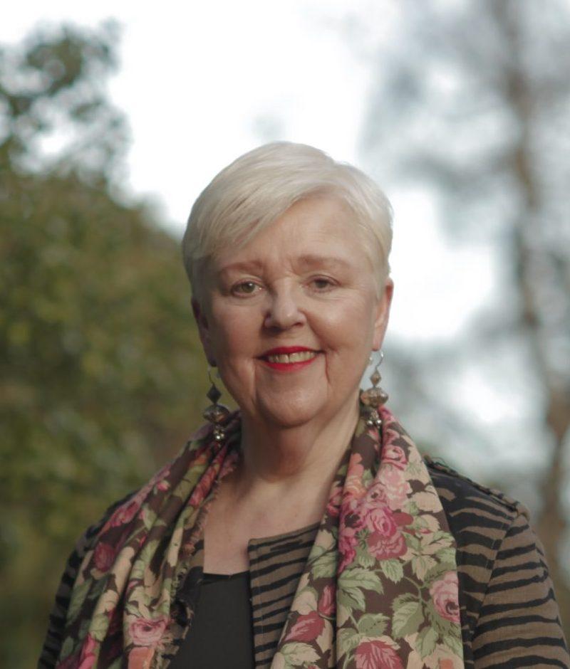 Portrait of Ann Richards